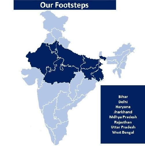 Our Footsteps
